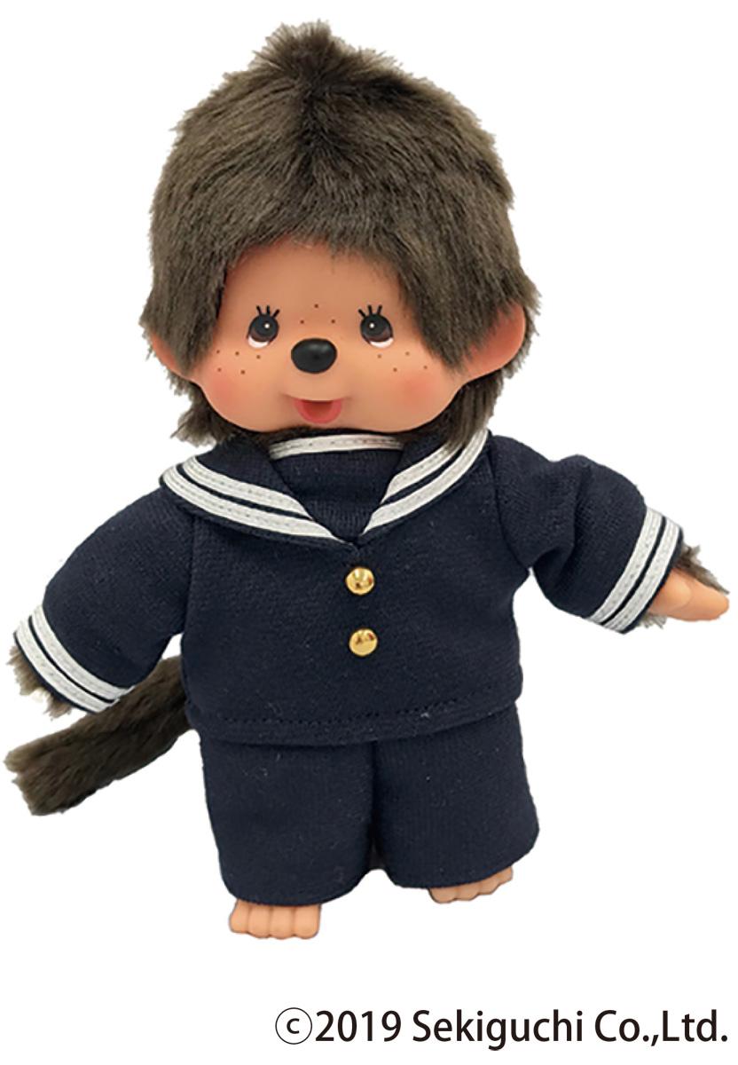 セーラー服を着た横浜人形の家オリジナルモンチッチが4月21日に販売(280体限定)
