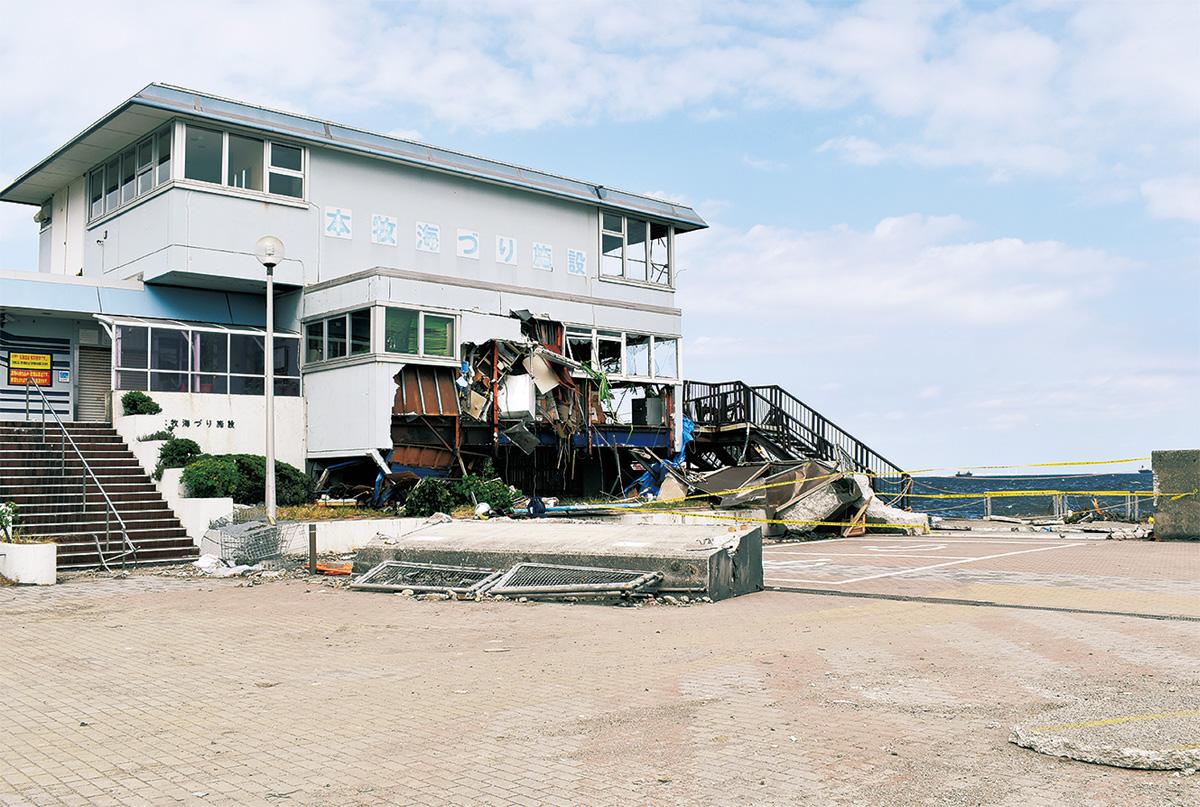 海 釣り 施設 本牧
