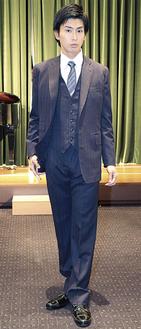 フルオーダーで生まれる一張羅のスーツ
