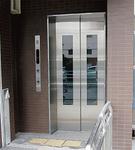 蒔田駅のエレベーター