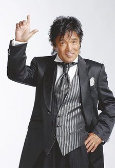 力強い歌声が魅力の松崎さん