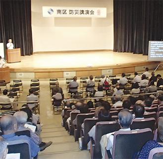 会場に集まった多くの参加者