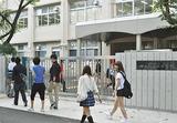 新校舎で授業が始まった横浜総合高