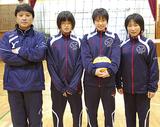 (左から)南部監督、三浦さん、長尾さん、稲岡さん