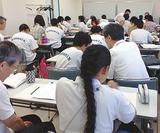 毎週火曜日に行われている学習支援教室
