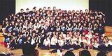 昨年5月、清陵総合高が行ったイベントの出演者