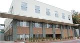 昨年、英和学院に新設された本館
