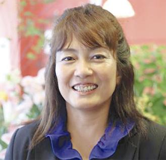 講師の沖田純子さん