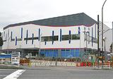 工事中の新リンク(10月31日撮影)