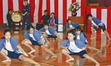 六つ川台小児童のソーラン節