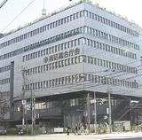建物はほぼ完成した新区庁舎