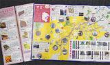 写真が多く使われたマップ