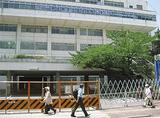 2月に閉鎖された旧南区総合庁舎