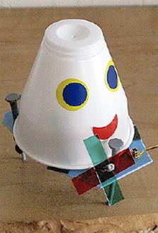 ロボットの見本