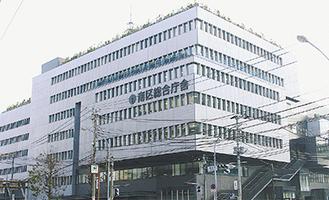 移転から半年が経過する南区総合庁舎