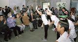 観客も盛り上がった南永田学童クラブのダンス