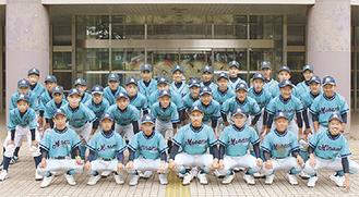 創部15年の強豪チーム