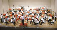 市民楽団、公会堂で演奏会