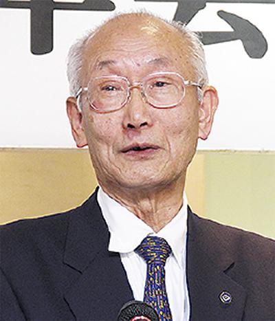 相馬誠司会長