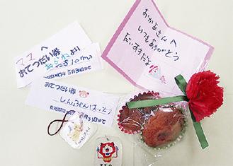 包装されたカップケーキ(イメージ)