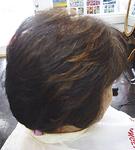 髪に優しいパーマ