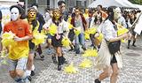 国際色豊かな文化祭