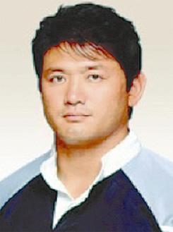 ラグビーの今泉清さん