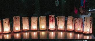 クリスマス飾りを作る(イメージ)