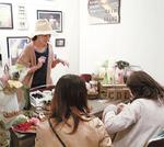 市が女性起業家を支援するために行うイベント