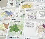 地域別人口データを提供
