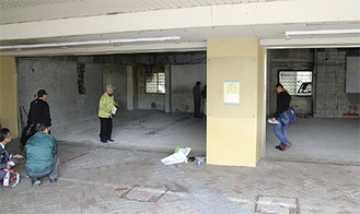 活用を検討している空き店舗