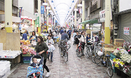 商店街空き店舗増で対策