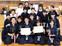 剣道区大会団体で男女V