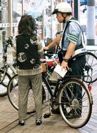 自転車事故 法改正後も増