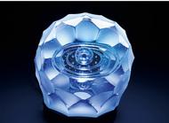 美しいガラス作品の世界