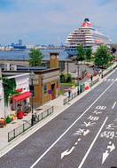 「港と客船」入賞作決定