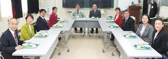 宝塚市の学校で