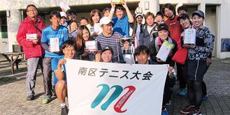 入賞団体の参加者