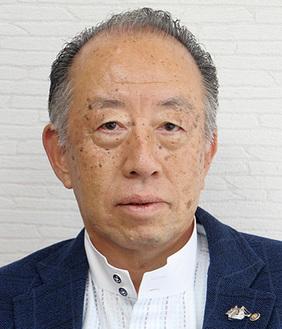 岡本恭幸会長
