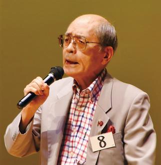 優秀賞に選ばれた山田さん
