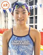 国体・競泳2種目で入賞