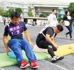 太田地区の運動会