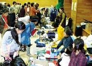 永田地区センター祭り