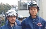 笠原さん(左)と杉山さん