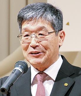 吉坂義正会長