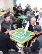 蒔田 初の麻雀大会