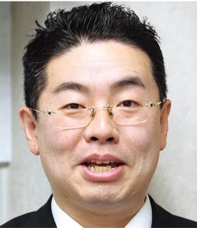 横澤昌典さん
