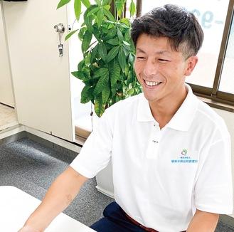 司法書士の田中さん