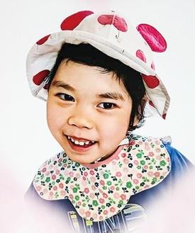 森川陽茉莉ちゃん(ひまりちゃんを救う会提供)