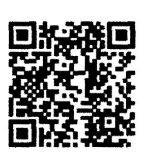 「濱橋チャンネル」にアクセスできるQRコード